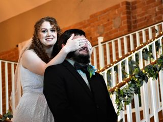 The wedding of Rusti and chase