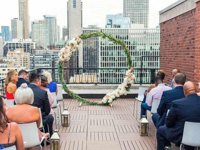 Jacques and Andrea's Wedding in Chicago, Illinois 6