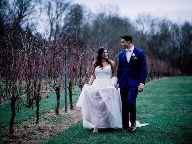 The wedding of Jackie and Luke
