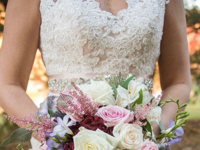 Derek and Blair's Wedding in Asheville, North Carolina 3