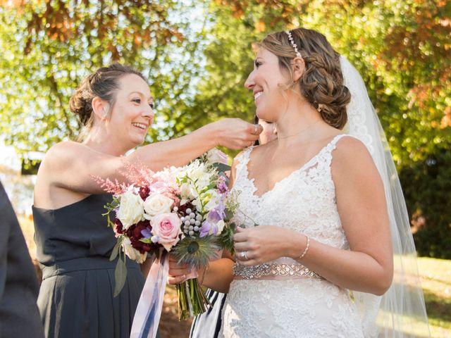Derek and Blair's Wedding in Asheville, North Carolina 7