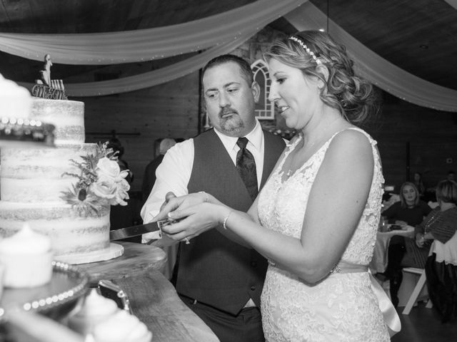Derek and Blair's Wedding in Asheville, North Carolina 8