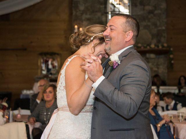 Derek and Blair's Wedding in Asheville, North Carolina 9