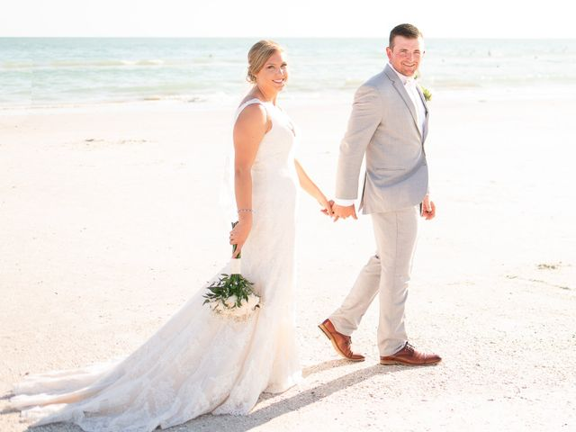 Stephen and Emily's Wedding in Sarasota, Florida 1