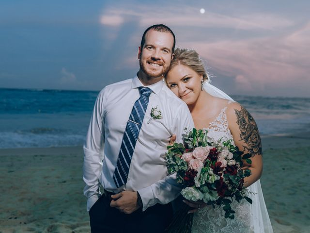 The wedding of Berklee and Chad