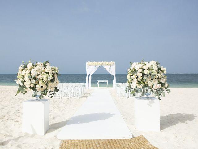 Vito and Monica's Wedding in Cancun, Mexico 13