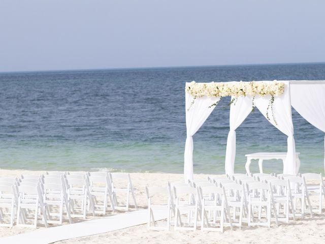 Vito and Monica's Wedding in Cancun, Mexico 14