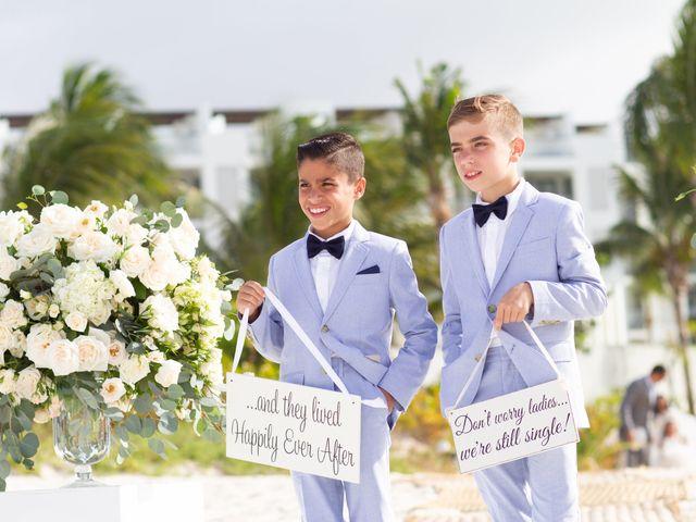 Vito and Monica's Wedding in Cancun, Mexico 15