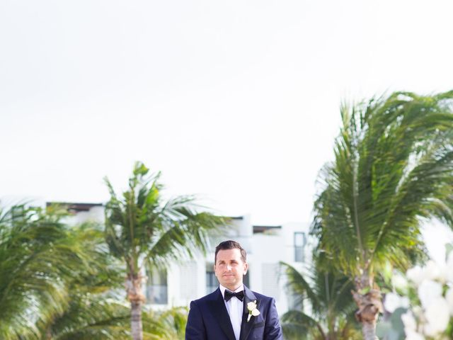 Vito and Monica's Wedding in Cancun, Mexico 18