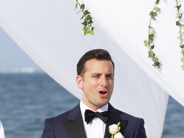 Vito and Monica's Wedding in Cancun, Mexico 20