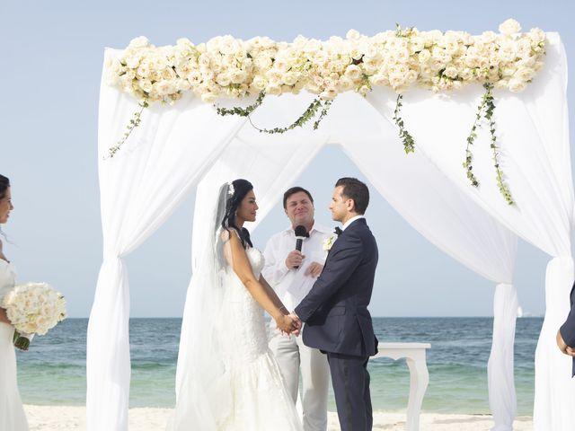 Vito and Monica's Wedding in Cancun, Mexico 22