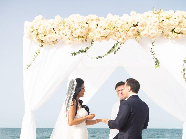Vito and Monica's Wedding in Cancun, Mexico 23
