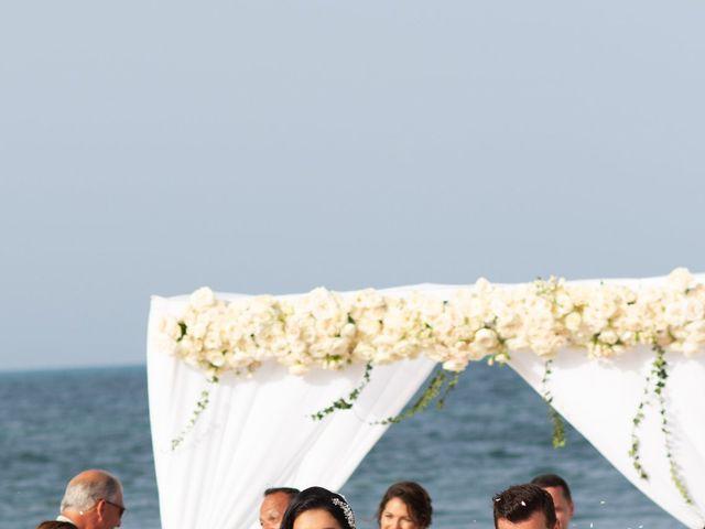Vito and Monica's Wedding in Cancun, Mexico 27