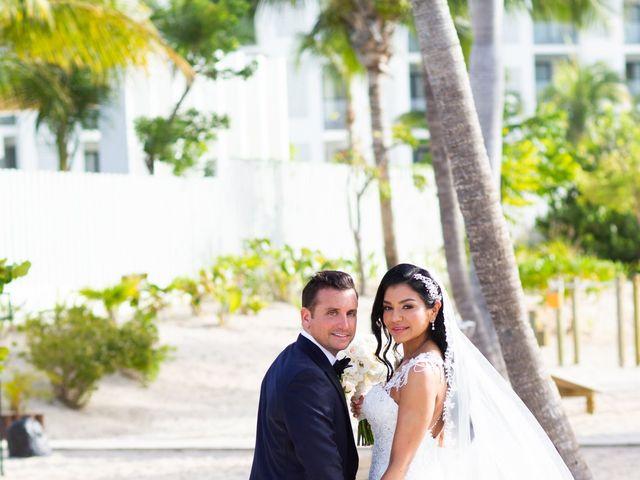 Vito and Monica's Wedding in Cancun, Mexico 29