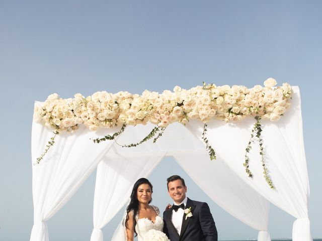 Vito and Monica's Wedding in Cancun, Mexico 30