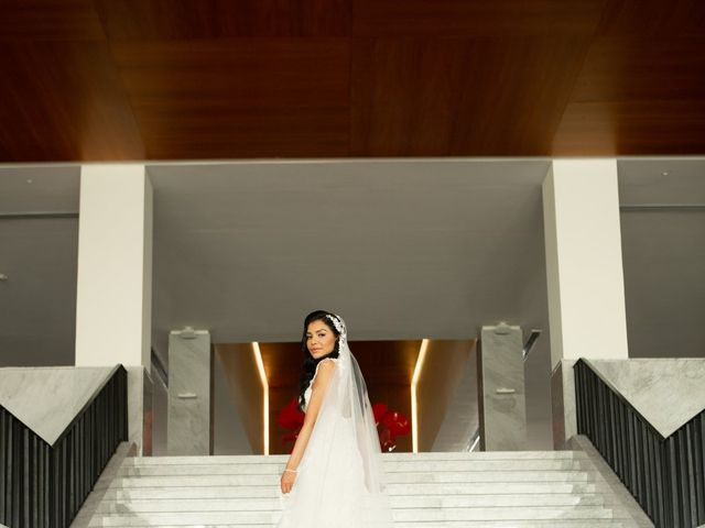 Vito and Monica's Wedding in Cancun, Mexico 34