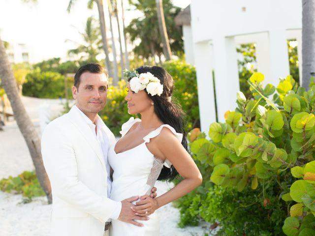 Vito and Monica's Wedding in Cancun, Mexico 35