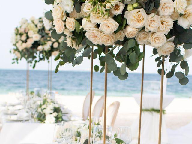 Vito and Monica's Wedding in Cancun, Mexico 41
