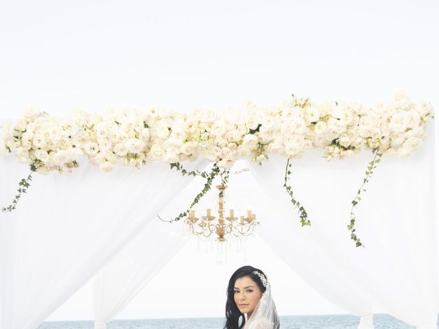Vito and Monica's Wedding in Cancun, Mexico 42