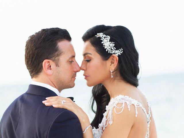 Vito and Monica's Wedding in Cancun, Mexico 56