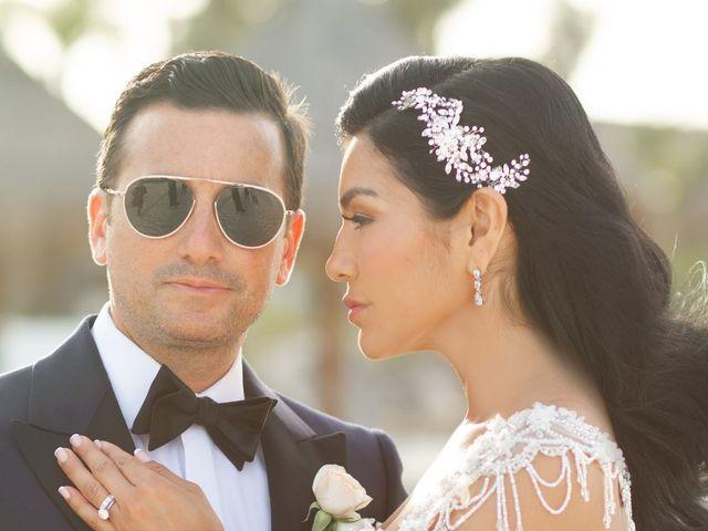 Vito and Monica's Wedding in Cancun, Mexico 57