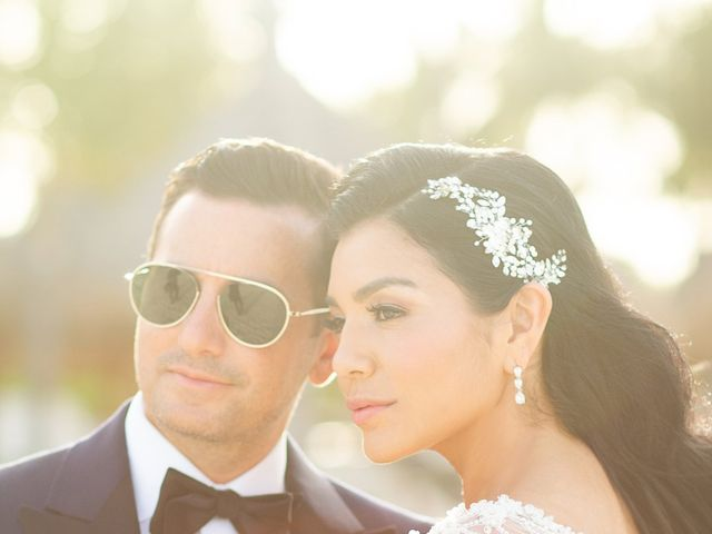 Vito and Monica's Wedding in Cancun, Mexico 58