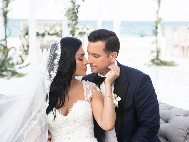 Vito and Monica's Wedding in Cancun, Mexico 62