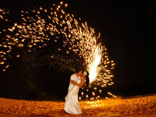 Vito and Monica's Wedding in Cancun, Mexico 65