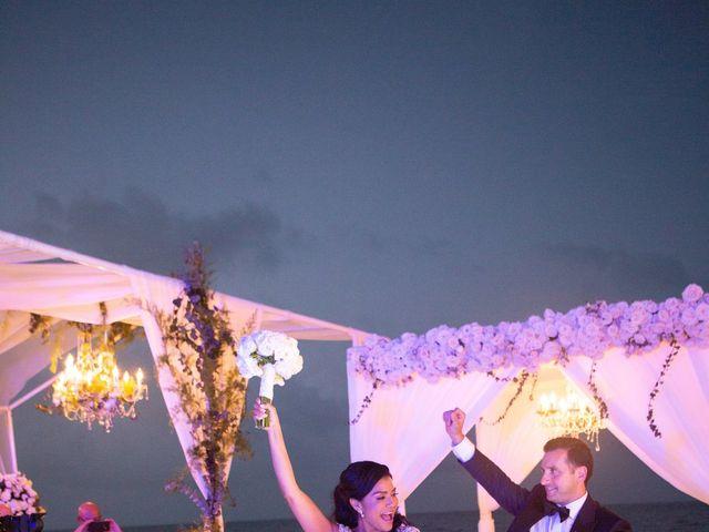 Vito and Monica's Wedding in Cancun, Mexico 66