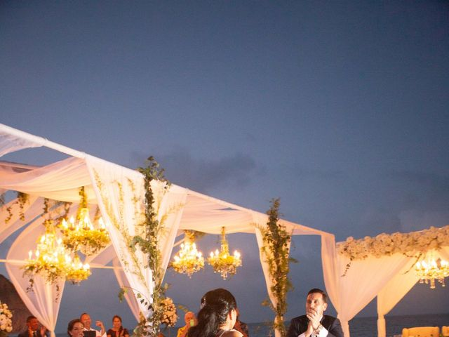 Vito and Monica's Wedding in Cancun, Mexico 67