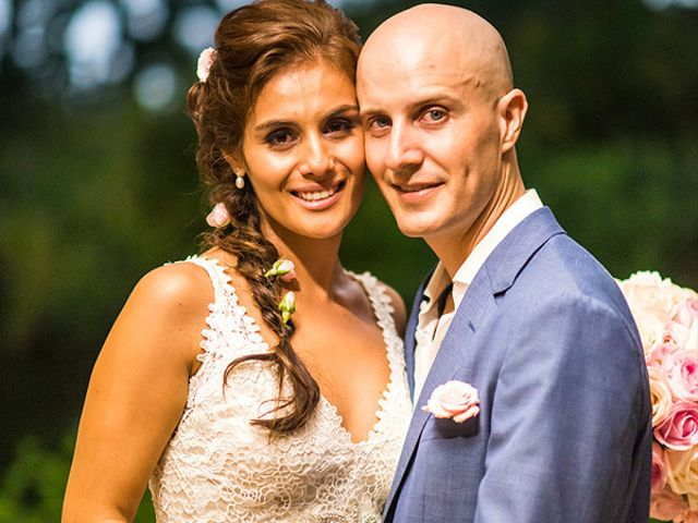 The wedding of Matias and Gabriela