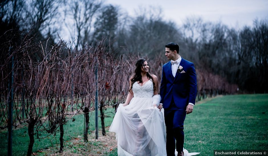 Luke and Jackie's Wedding in Voorhees, New Jersey