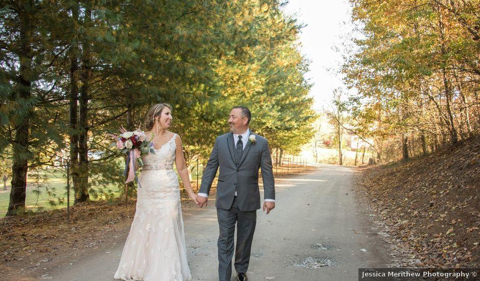 Derek and Blair's Wedding in Asheville, North Carolina
