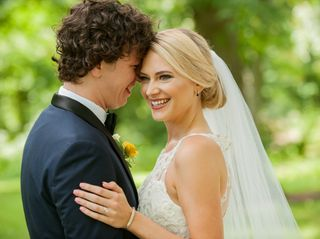 The wedding of Brittany and Kyle 2