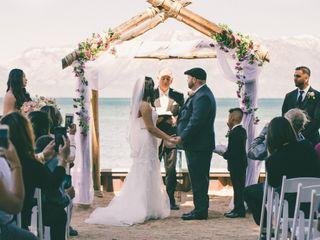 The wedding of Samath and David 1