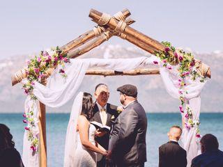 The wedding of Samath and David 3