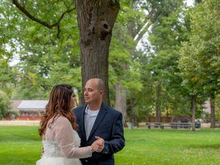 The wedding of Angela and Gianni 1