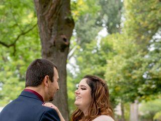 The wedding of Angela and Gianni 2