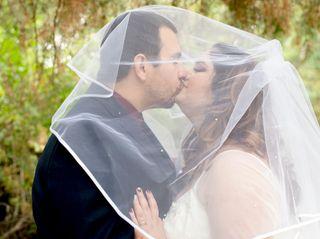 The wedding of Angela and Gianni