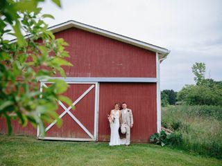 The wedding of Rob and Kaylee