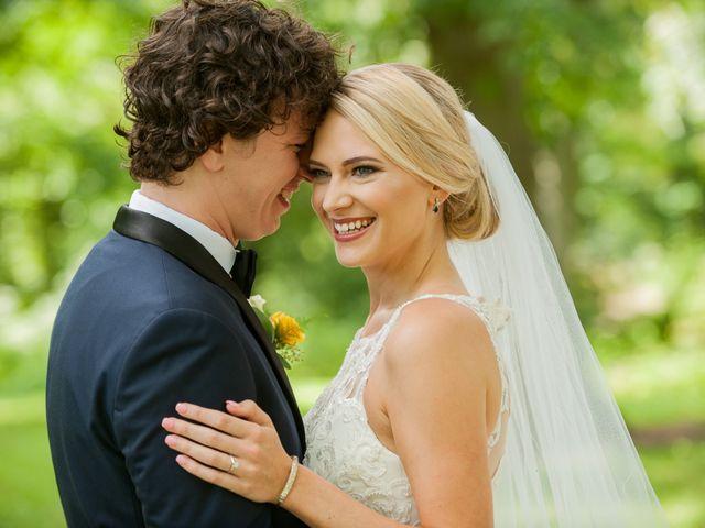 Kyle and Brittany's Wedding in Cincinnati, Ohio 2
