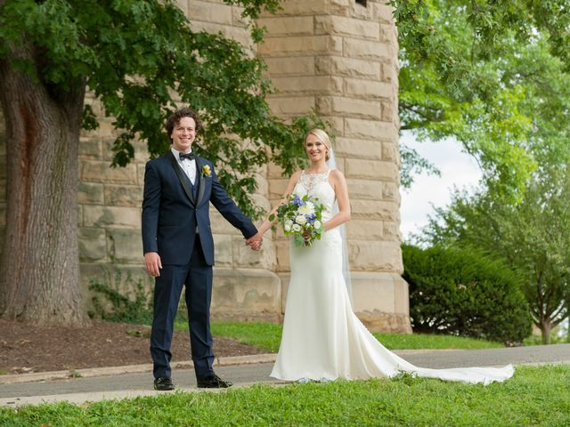 The wedding of Brittany and Kyle