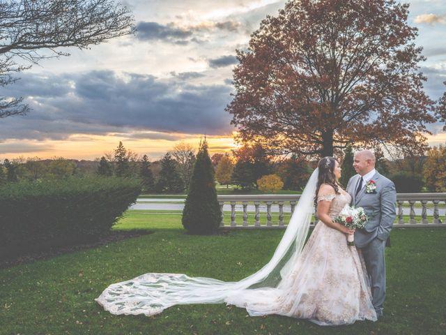 Michael and Lindsay's Wedding in Oak Brook, Illinois 1