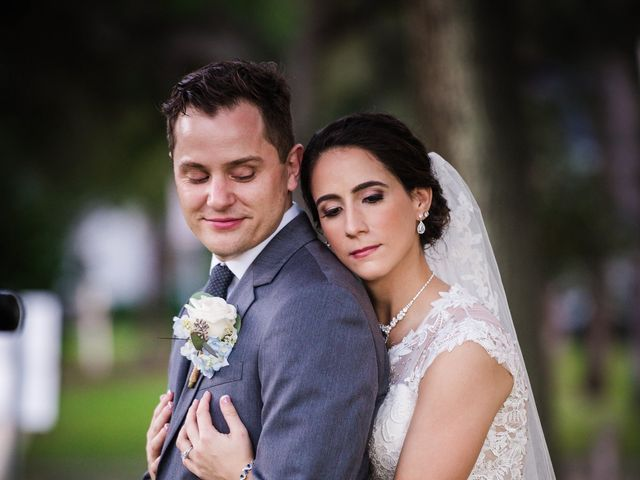 Heather and Curtis's Wedding in Tampa, Florida 6