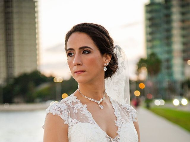 Heather and Curtis's Wedding in Tampa, Florida 10