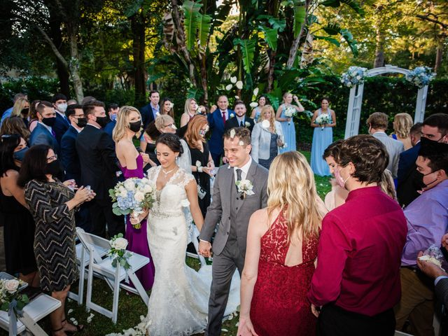 Heather and Curtis's Wedding in Tampa, Florida 11