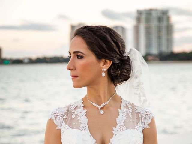Heather and Curtis's Wedding in Tampa, Florida 14