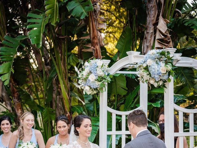 Heather and Curtis's Wedding in Tampa, Florida 16
