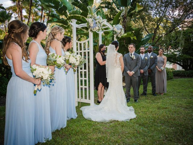 Heather and Curtis's Wedding in Tampa, Florida 17