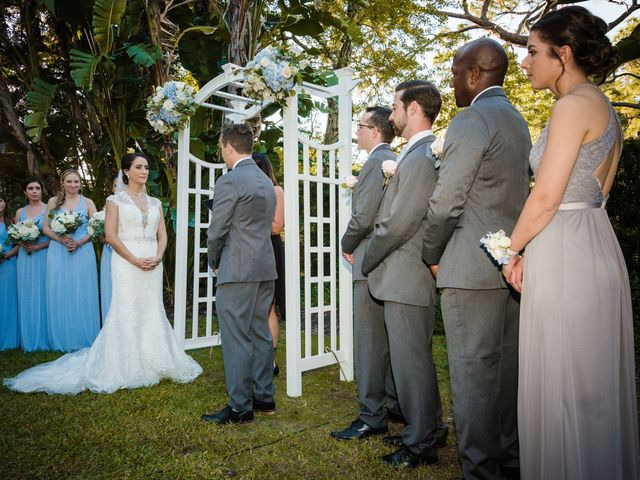 Heather and Curtis's Wedding in Tampa, Florida 18